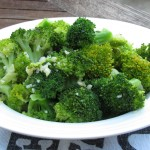 Garlic Broccoli - Nutrient-Rich Home Style Dish