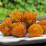 Fried Vegetable Balls - Easy Finger Food for Little Get-togethers
