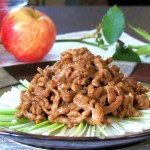 Sautéed Shredded Pork in Sweet Bean Sauce