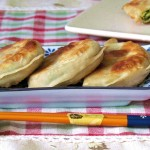 Pan Fried Vegetable Pie