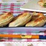 Pan Fried Vegetable Pie