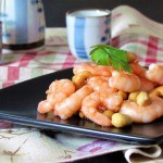 Fried Prawn with Cashew Nuts